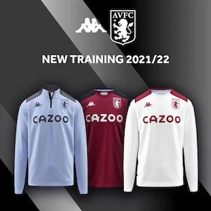 Aston Villa Training Gear
