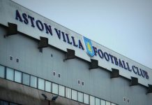 north stand villa park