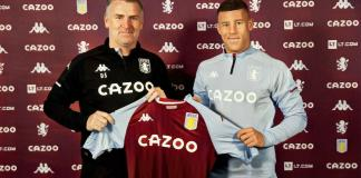Ross Barkley Aston Villa Wages