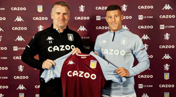 Ross Barkley Aston Villa Wages