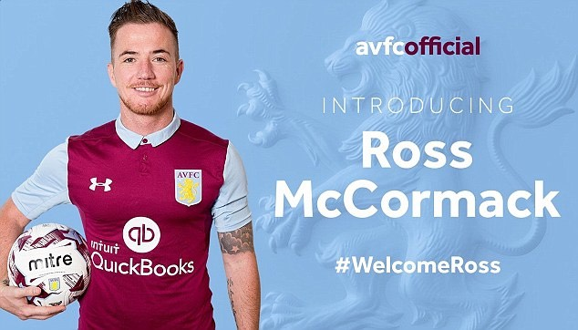 Ross McCormack 2016