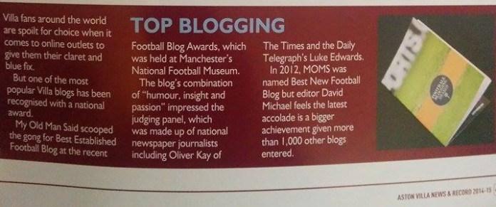 best football blog