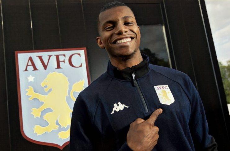 Wesley Moraes Aston Villa record signing