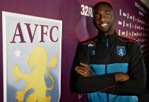 Yannick Bolasie signs Aston Villa loan