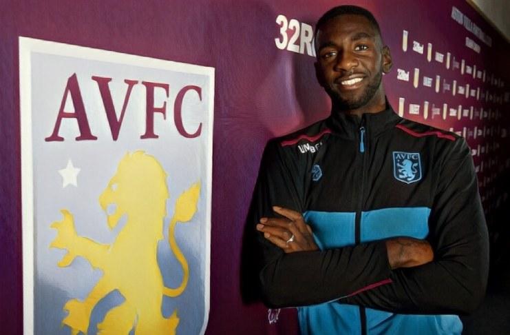 Yannick Bolasie signs Aston Villa loan