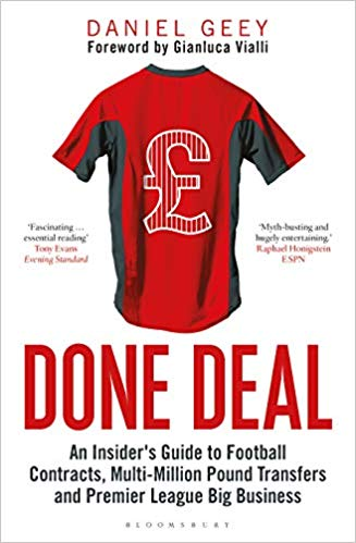 Done Deal book