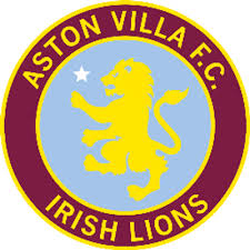 aston villa irish lions club