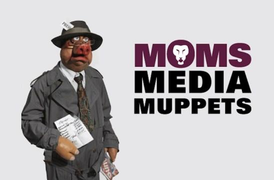 media muppets my old man said