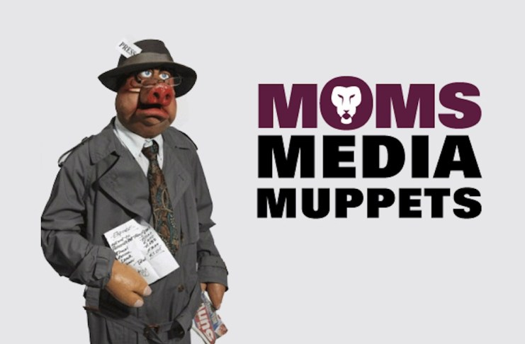 media muppets my old man said