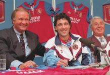 ron atkinson dean saunders and doug ellis