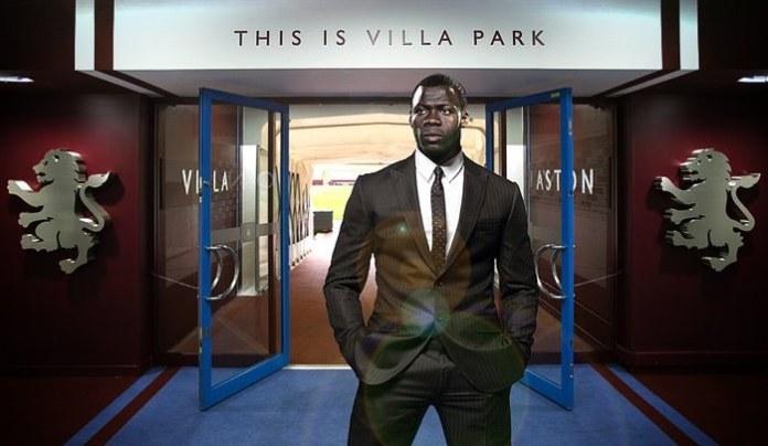 Moustapha Salifou Aston Villa