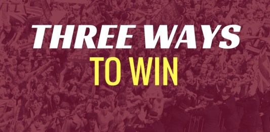 three ways villa win