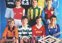 aston villa umbro kit 1981