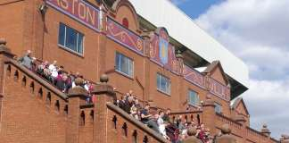 aston villa holte end asset of community value