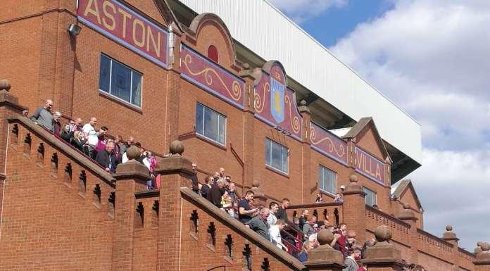 villa fans holte