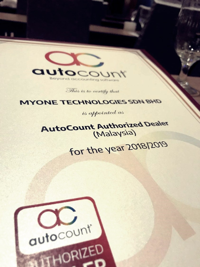 autocount authorized reseller
