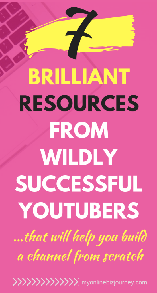 These brilliant resources from wildly successful YouTubers will help you build a YouTube channel from scratch.