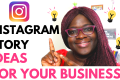 10 instagram story ideas for your business