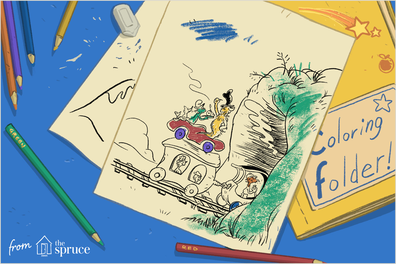 Cut And Paste Kindergarten Reading Worksheets