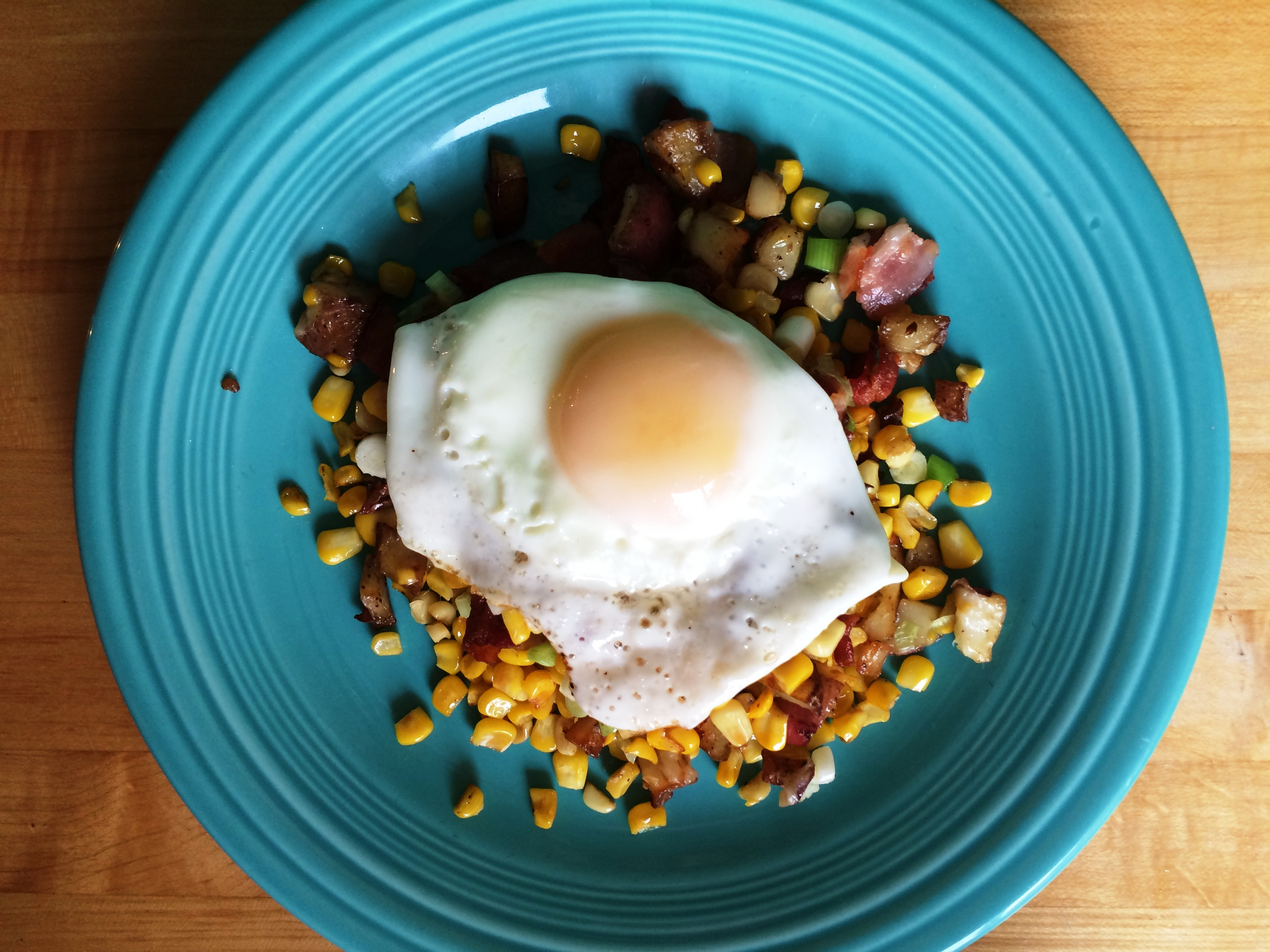 Breakfast hash, tomato sauce & chocolate cake (or my weekend). | My ...