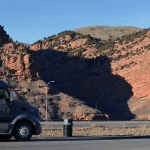 Echo Canyon Rest Area, Interstate 80, Utah