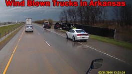 [Video] Windy Day in Arkansas 3-31-2016