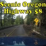 [Video] Scenic Oregon Highway 58