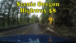 [Video] Scenic Oregon Highway 58