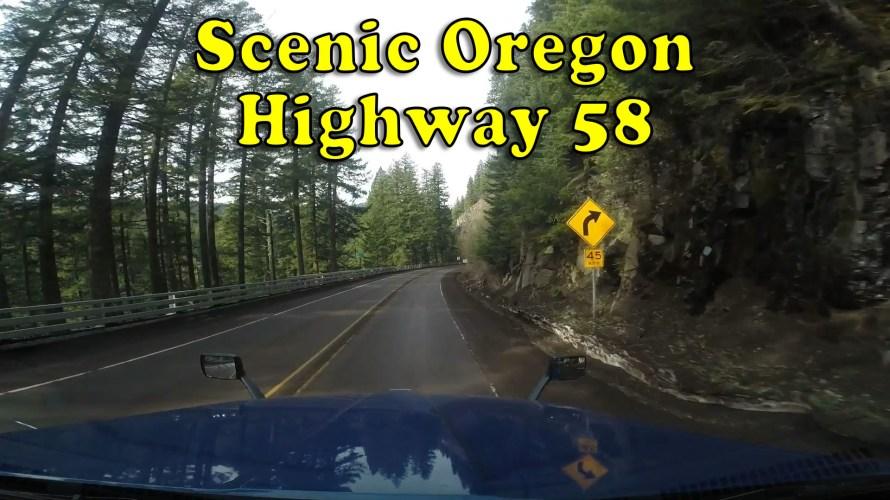 Oregon Highway 58