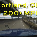 [Video] Portland, Oregon At Over 200 MPH!