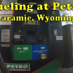 Fueling at Petro in Laramie, Wyoming [Video]