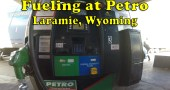 Fueling at Petro in Laramie, Wyoming [Video]
