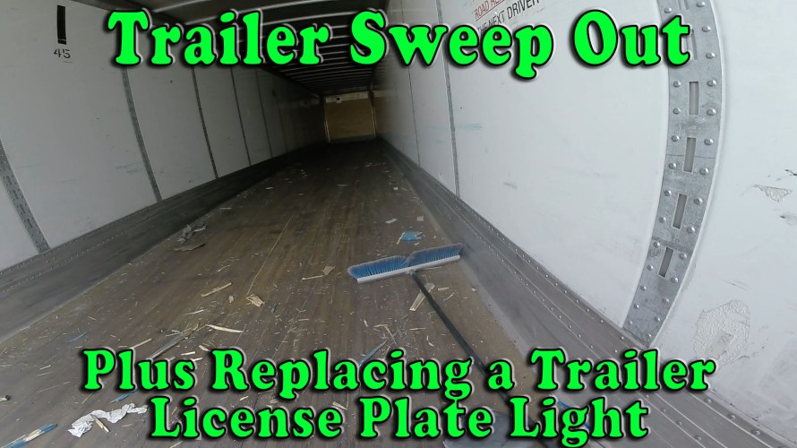 Trailer Sweep Out