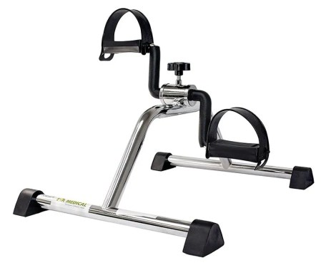 eva-medical-pedal-exerciser-chrome-frame