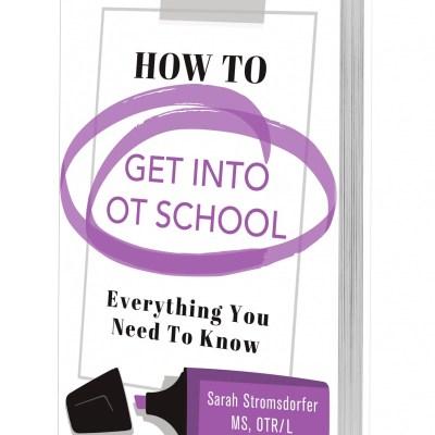Get Into OT School Ebook cover