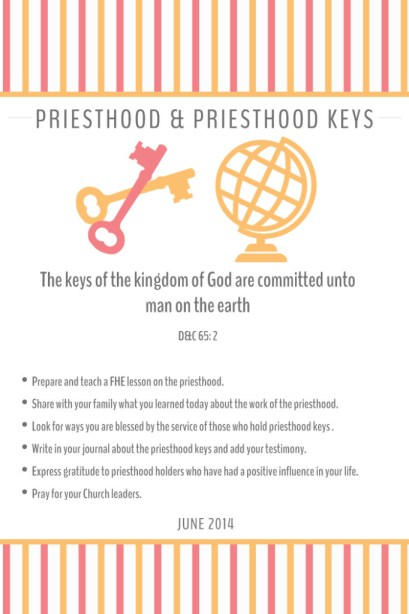 JUNE2014-PRIESTHOOD-&-PRIESTHOOD-KEYS