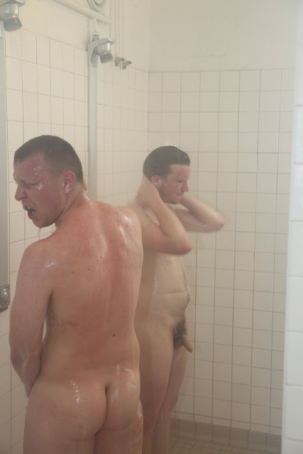 Hot- naked soccer lads-in the showers (6)