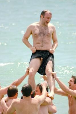 Ruggers fun naked