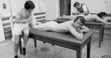 England team naked