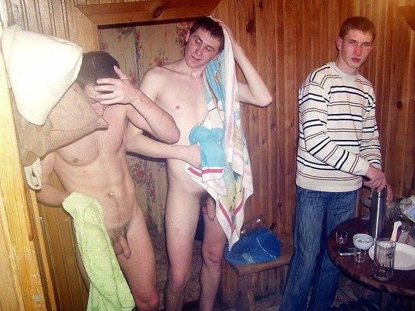 big-dick-in-sauna
