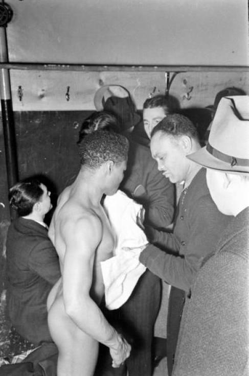 vintage locker room pics