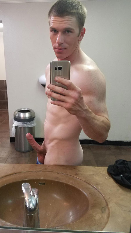 sexy-guy-showing-uncut-cock