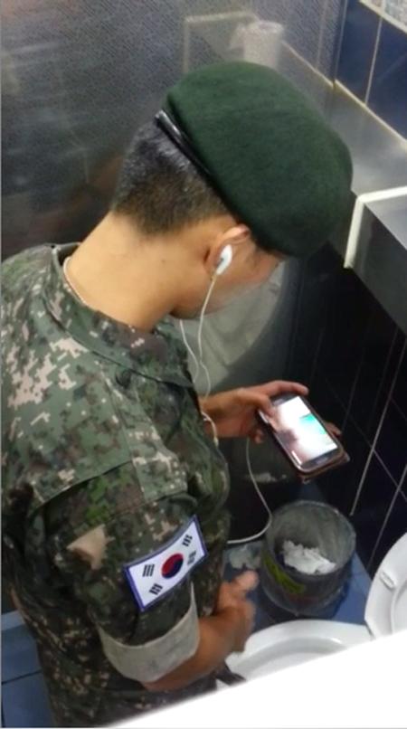 korean-soldier-spied-jerk-off