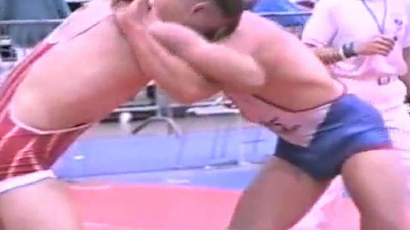 wrestler-boner