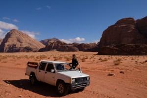 4x4 desert trip