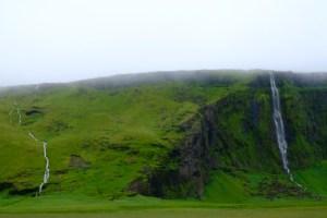 Seljalandfoss chute d'eau