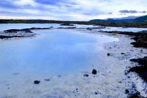 blue lagoon view