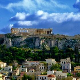 Athènes Parthénon