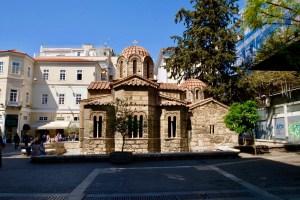 église chrétienne Byzantine