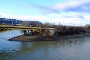 pont Marguerite et son ile